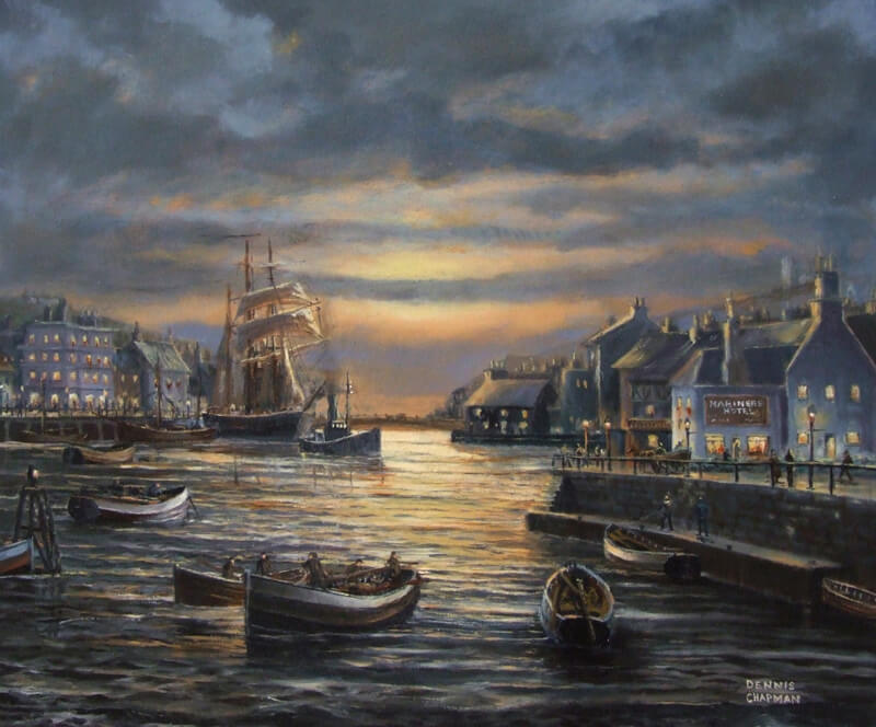 dennis_chapman_morning_light_whitby_dc136op_800