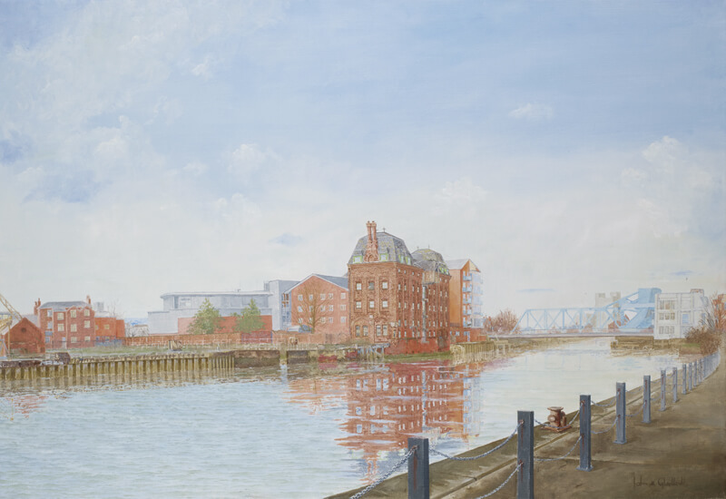 john_gledhill_reflections_on_the_river_hull_jg132_800