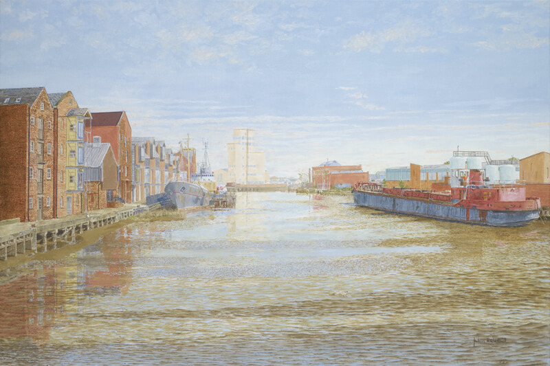 john_gledhill_river_hull_at_high_tide_jg133_800