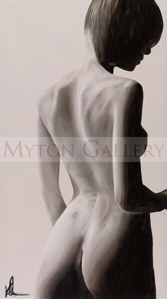 Shadows Nude picture by artist Kris Hardy