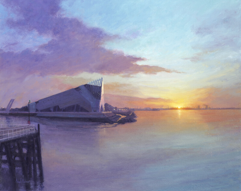 The Deep Hull picture at Myton Gallery